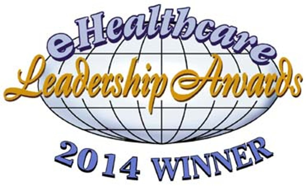 ViewMedica wins gold in eHealthcare awards.