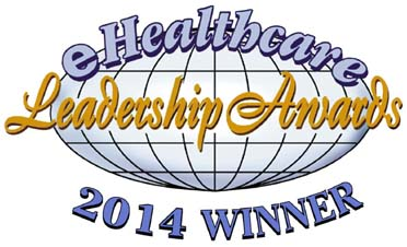 2014 eHealthcare Leadership Awards Winner